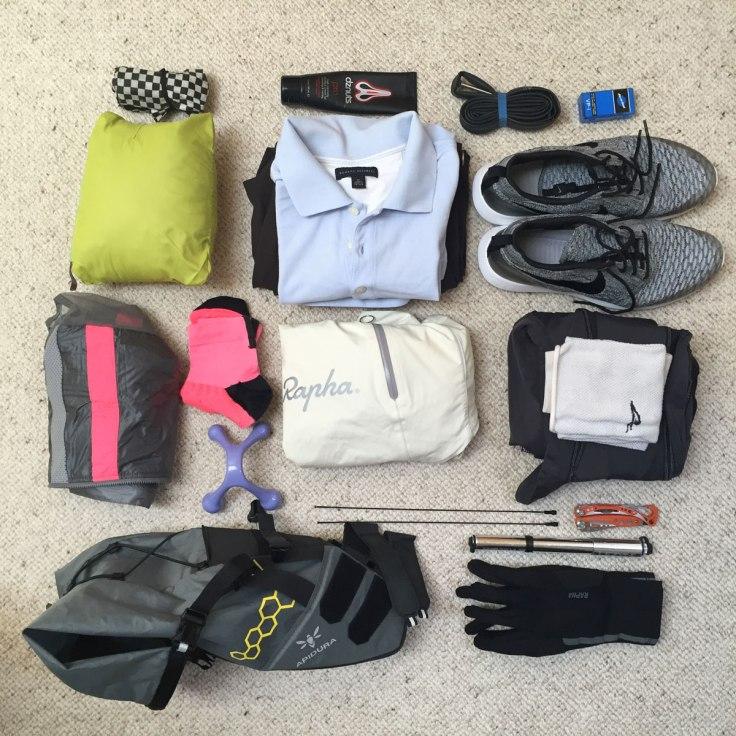 brevet carry apidura bag