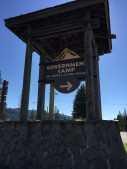 HW26 West - Government Camp Stop